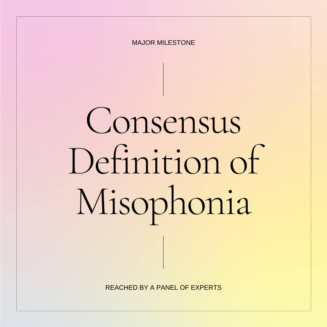 Misophonia Definition